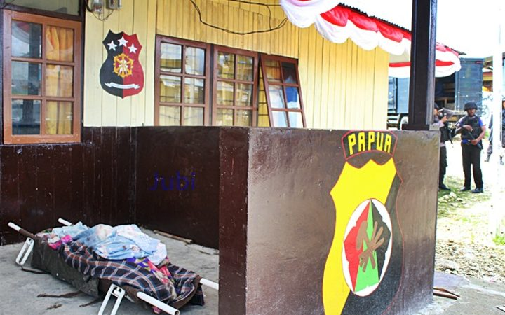 Relatives of Papua shooting victims call on police to take